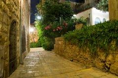 Alte Stadt Jaffa Lizenzfreie Stockfotos