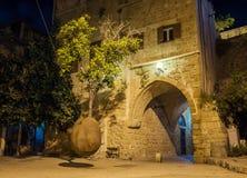 Alte Stadt Jaffa Lizenzfreies Stockfoto