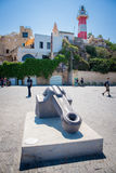 Alte Stadt Jaffas Stockbild