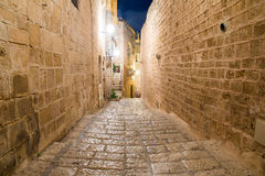 Alte Stadt Jaffas Stockfotografie