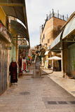 Alte Stadt in Jerusalem, Israel. Stockfoto