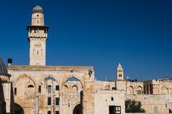 Alte Stadt, Jerusalem, Israel Stockfotografie