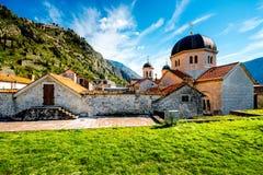 Alte Stadt Kotor in Montenegro Lizenzfreie Stockbilder