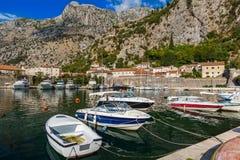 Alte Stadt Kotor - Montenegro Stockbilder
