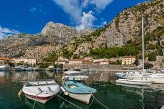 Alte Stadt Kotor - Montenegro Stockbild