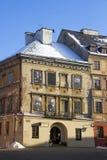 Alte Stadt Lublins, Polen Stockfotografie