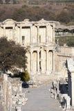 Alte Stadt Main Street Ephesus Lizenzfreie Stockfotografie