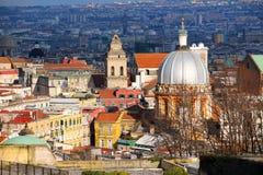 Alte Stadt Neapels, Italien Lizenzfreies Stockbild