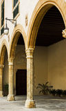 Alte Stadt Palma de Mallorca Stockfoto