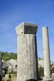 Alte Stadt Perga, die Türkei Lizenzfreies Stockfoto
