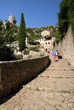Alte Stadt Pocitelj Bosnien und Herzegowina Lizenzfreies Stockfoto