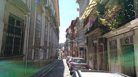 Alte Stadt Porto Lizenzfreie Stockfotografie