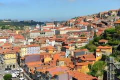 Alte Stadt Porto, Porto, Portugal Stockfotografie