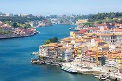 Alte Stadt Portugal Porto Stockfotografie