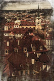 Alte Stadt Prags - Ansicht von Prag-Schloss Lizenzfreie Stockbilder