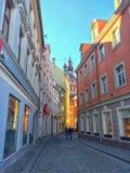 Alte Stadt Riga Lizenzfreie Stockfotografie