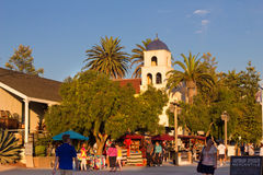 Alte Stadt San Diego Lizenzfreies Stockfoto