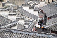 Alte Stadt Shipu bei Fujian China Lizenzfreie Stockbilder