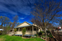 Alte Stadt Sonomas Lizenzfreies Stockfoto