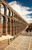 Alte Stadt in Spanien Lizenzfreies Stockbild