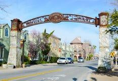 Alte Stadt Temecula Lizenzfreies Stockbild