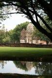 Alte Stadt in Thailand Stockfotografie