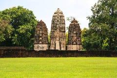 Alte Stadt in Thailand Lizenzfreie Stockbilder