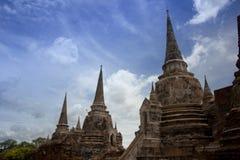 Alte Stadt Thailands Lizenzfreie Stockfotografie