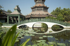 ALTE STADT THAILANDS BANGKOK SAMUT PRAKAN Lizenzfreie Stockbilder