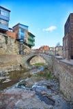 Alte Stadt in Tiflis Lizenzfreie Stockfotos