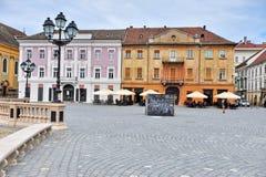 Alte Stadt Timisoara Stockfotografie