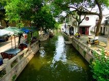 Alte Stadt Tongli Lizenzfreies Stockfoto