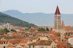 Alte Stadt Trogir kroatien Stockbilder