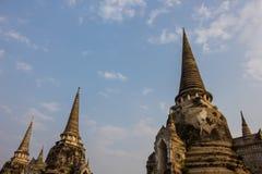 Alte Stadt von Ayutthaya Stockfoto