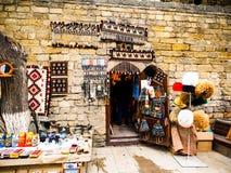 Alte Stadt von Baku Lizenzfreie Stockbilder