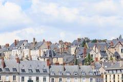 Alte Stadt von Blois im Loire Valley, Lizenzfreie Stockfotos