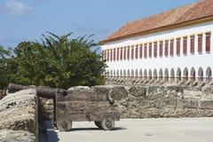 Alte Stadt von Cartagena de Indias, Kolumbien Stockfoto