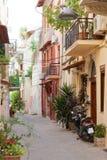 Alte Stadt von Chania Lizenzfreies Stockfoto