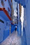 Alte Stadt von Chefchaouen Stockfoto
