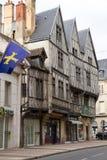Alte Stadt von Dijon, Frankreich Lizenzfreie Stockfotos