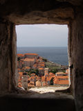 Alte Stadt von Dubrovnik Stockfotografie