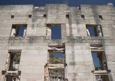 Alte Stadt von Ephesus. Die Türkei Stockfoto