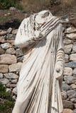 Alte Stadt von Ephesus. Die Türkei Stockfotos