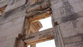 Alte Stadt von Ephesus, die Türkei Stockfotografie
