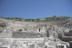 Alte Stadt von Ephesus. Türkei Stockbilder