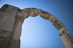 Alte Stadt von Ephesus. Türkei Lizenzfreie Stockfotografie
