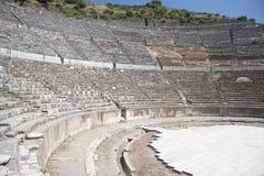 Alte Stadt von Ephesus. Türkei Lizenzfreies Stockfoto