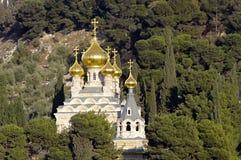 Alte Stadt von Jerusalem. Lizenzfreie Stockfotos
