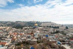 Alte Stadt von Jerusalem, Israel Stockfotos