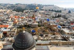 Alte Stadt von Jerusalem, Israel Lizenzfreie Stockfotografie